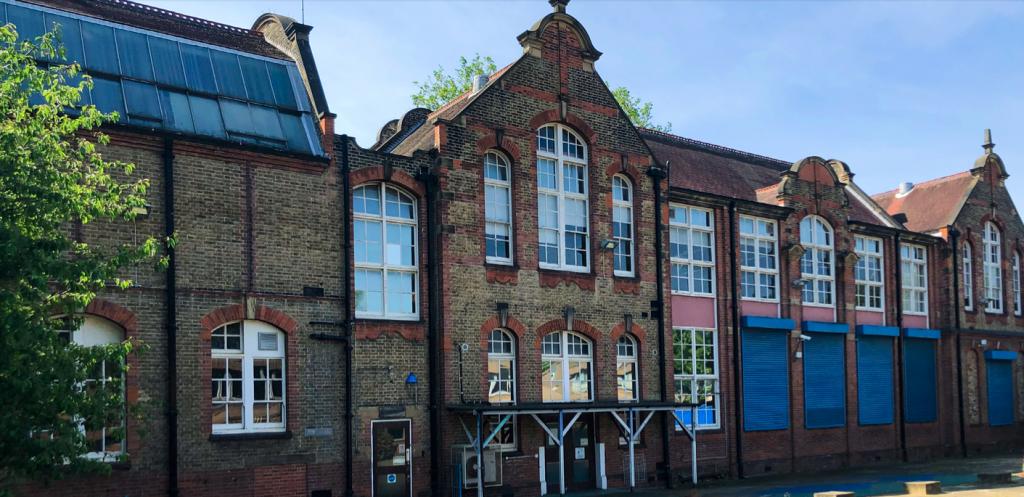 Newham College F-Block Site